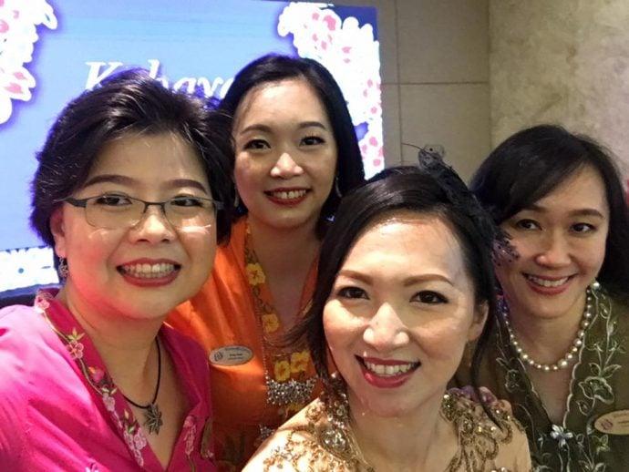 business women in penang