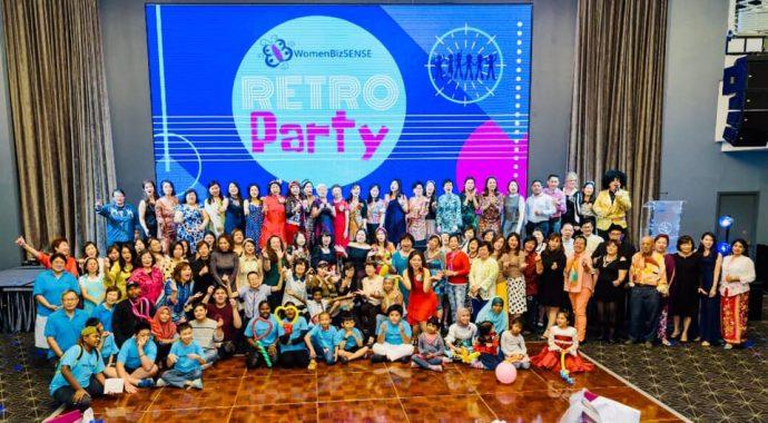 retro party womenbizsense