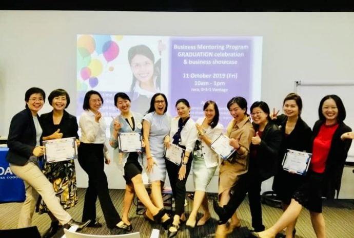 business mentoring for women